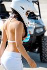 Denise Milani 4-wheeler pic