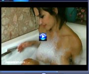 Denise Milani Bubblebath Video
