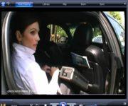 Denise Milani Business Trip Video Screenshot 1