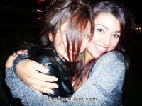 Denise Milani Friends Photo