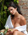 Denise Milani gardengallery Pic 4