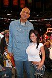 Denise Milani Lakers Pic 2