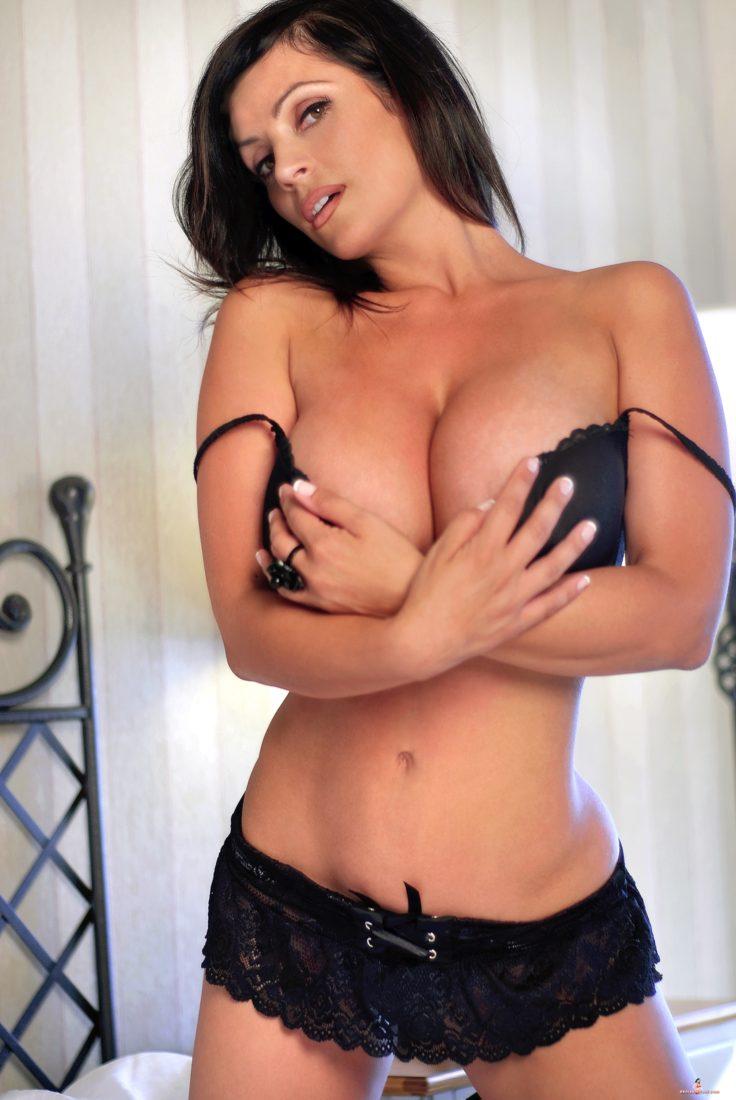 Denise Milani Caress Pic