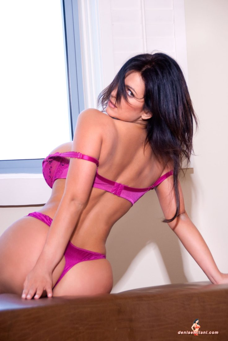 Denise Milani Ecstacy Pic