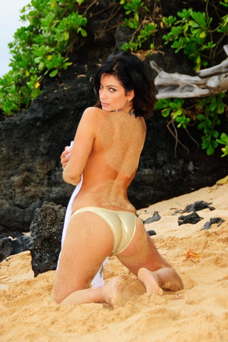 Denise Milani Innocence Pic