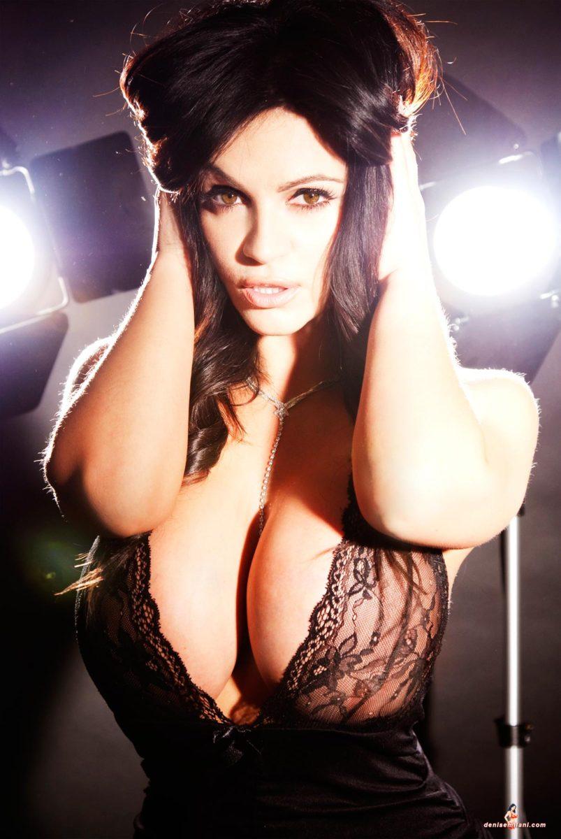 Denise Milani Limelight Pic