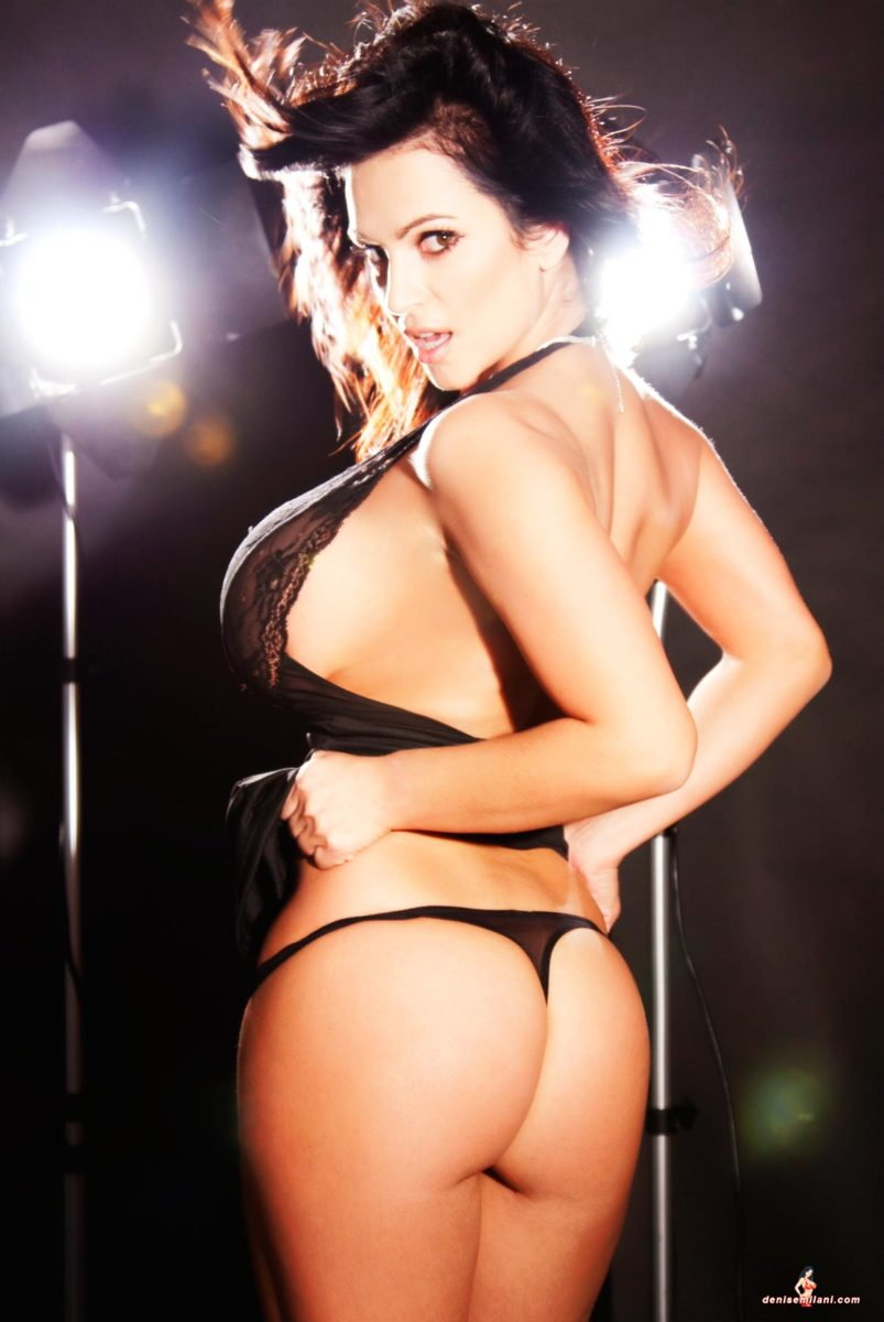 Denise Milani Limelight Pic