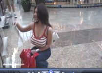 Denise Milani Shopping Video