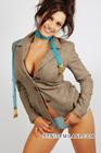 Denise Milani sexy teacher Pic