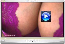 Denise Milani Window video Screenshot 2